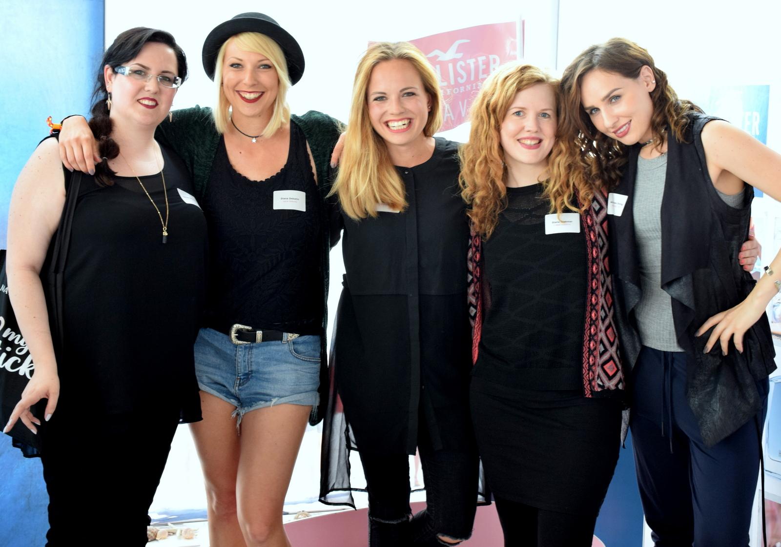 Beautyblogger beim Beautypress Blogger Event im Juli 2016 in Köln im Köln Sky