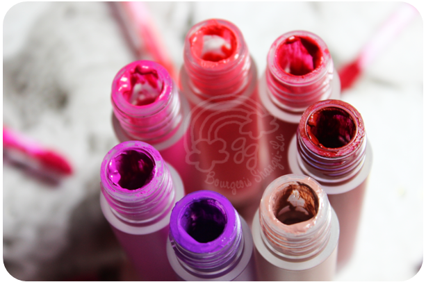 Goldiegrace im Beauty Talk über Velvetines Liquid Lipsticks von Lime Crime