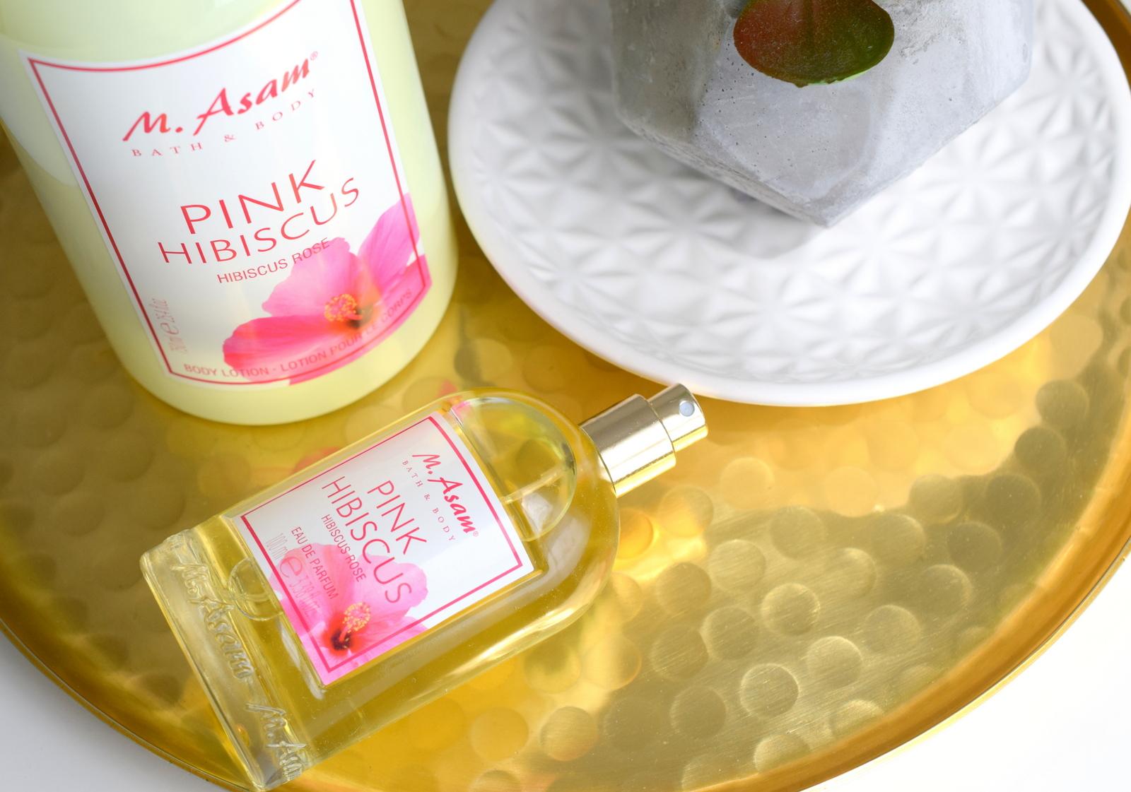 M.Asam Pink HIbiscus Review und Erfahrungsbericht.