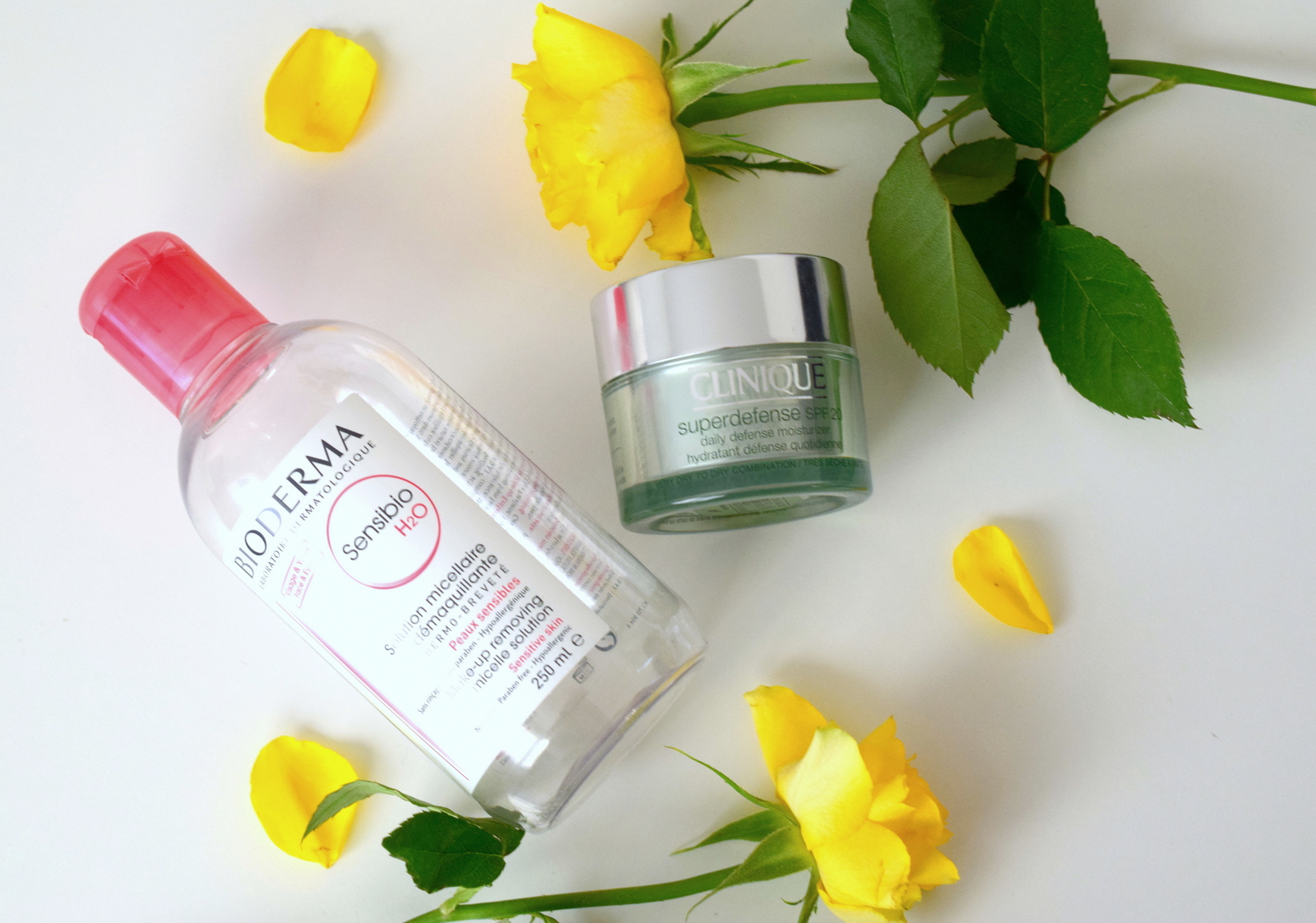Aufgebraucht und Nachgekauft: Gesichtspflege von Bioderma und Clinique im Test auf Beauty Lifestyle Mama Blog I need sunshine