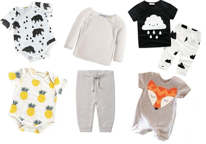 Geschlechtsneutrale Babykleidung kaufen für Jungen und Mädchen