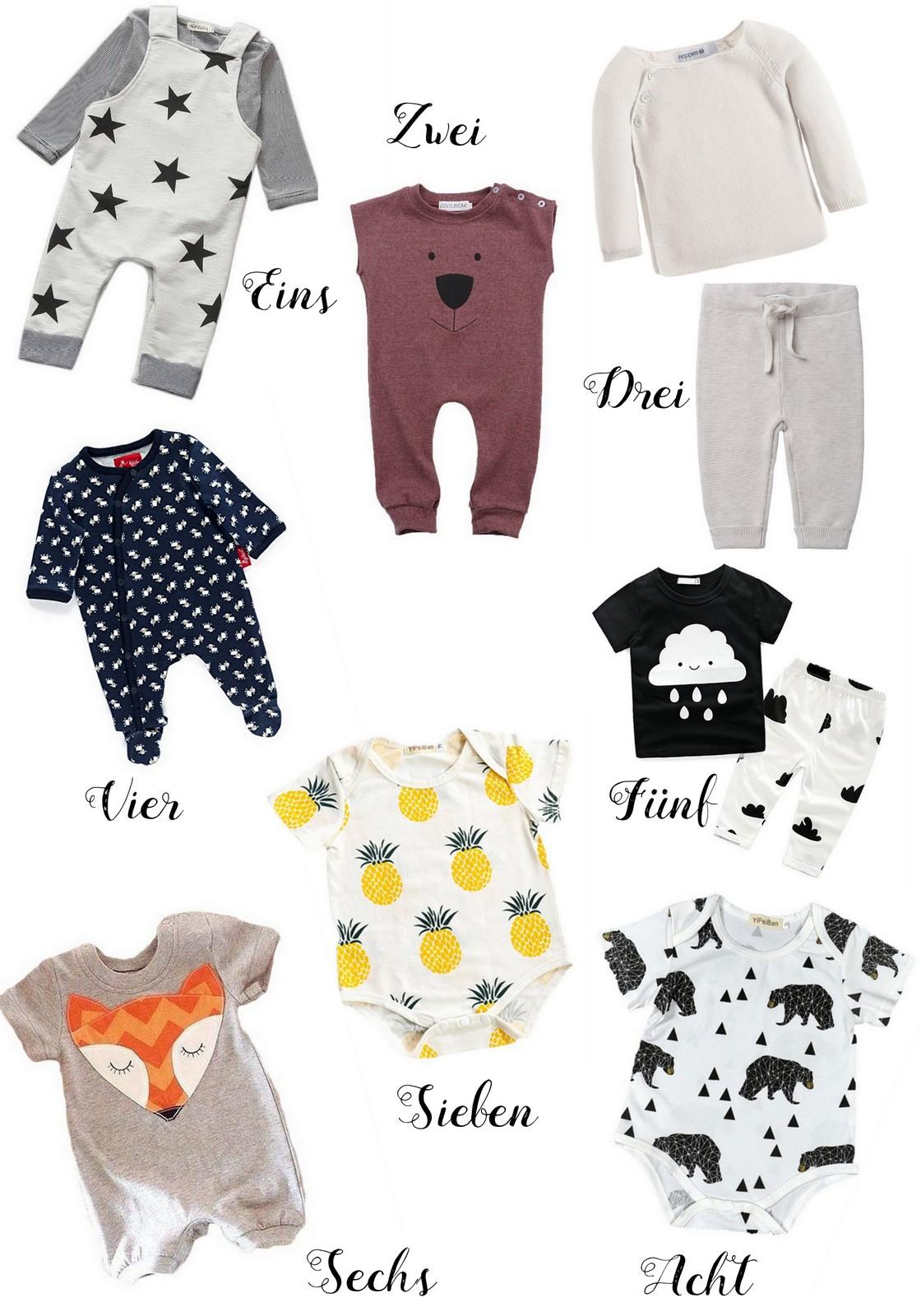 Geschlechtsneutrale Babykleidung für Jungen und Mädchen. Tipps für Unisex Baby Kleidung auf I need sunshine Mama Blogger aus Karlsruhe