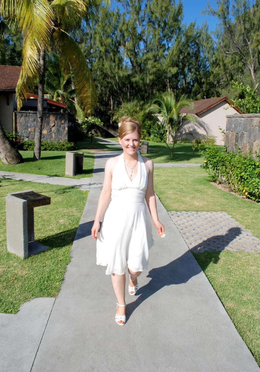 Heiraten auf Mauritius am Strand
