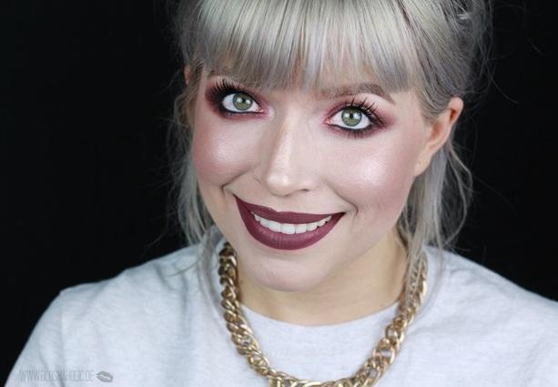 Sandri Blushaholic Beauty Talk Beautyblogger Interview über Liquid Lipsticks, Grunge-Make-up und Microblading für Augenbrauen