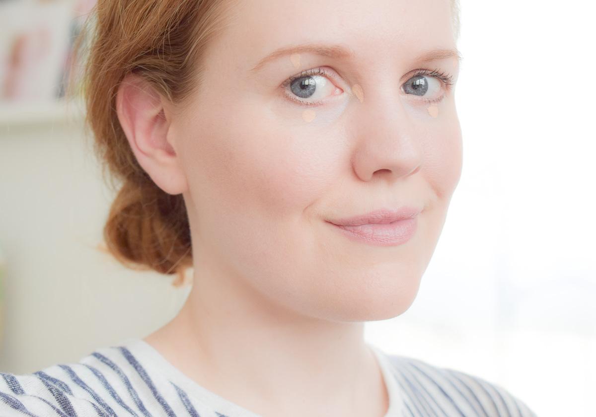 Beauty Tipp gestresste Mütter Tipp gegen Augenringe und für strahlende Augen trotz stressigem Alltag und kurzen Nächten mit Baby und Kind