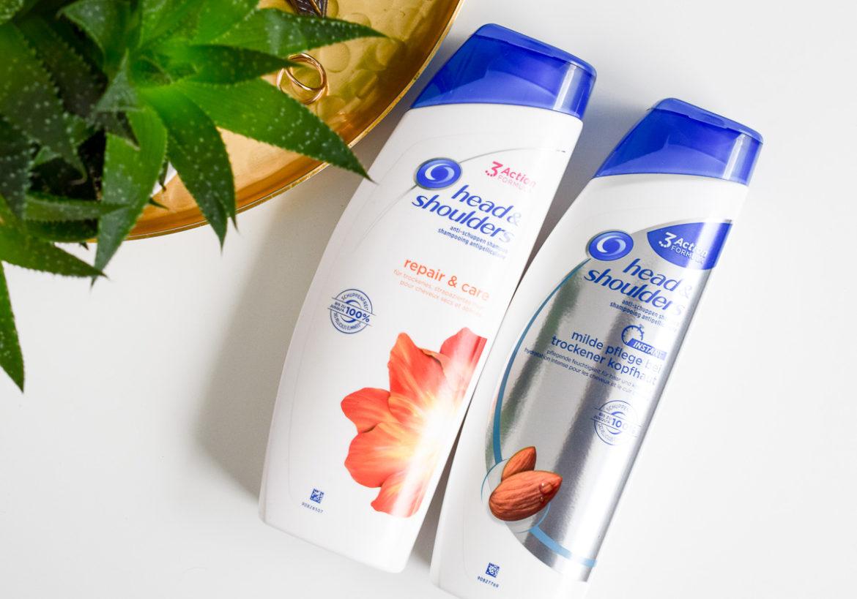 Head & Shoulders Anti-Schuppen-Shampoo mit neuer 3Action Formel für mehr Pflege wie bei kosmetischen Shampoos Werbevideo mit Beautybloggern, Fashionblogger und Youtuber wie Lisa Lion Review und Erfahrung
