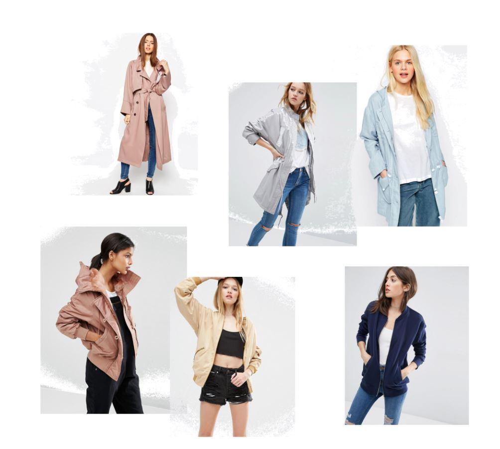 Jacken für den Herbst und Winter Fashionblog Modeblog