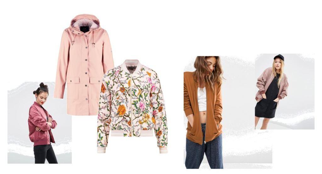 Jacken für den Herbst Winter