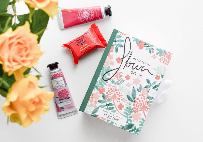 L'Occitane My Little Mini Flower Book Gratis-Aktion zu jedem Einkauf