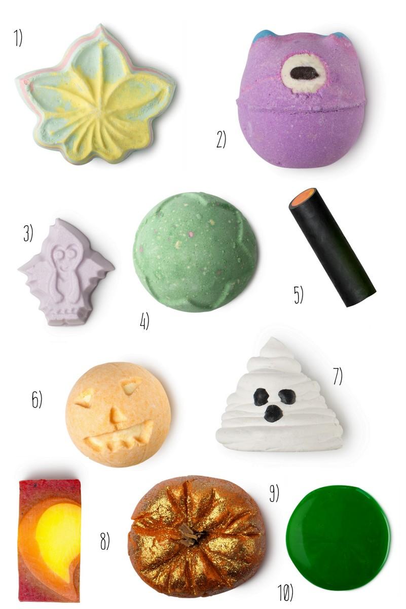 Lush Halloween 2016 Sortiment und limitierte Produkte auf I need sunshine Beautyblog