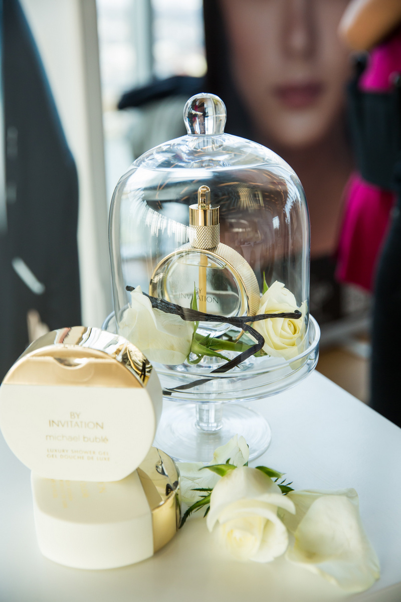 Michael Bublé Parfum: By Invitation beim Beautypress Oktober 2016 Blogger Event in Köln