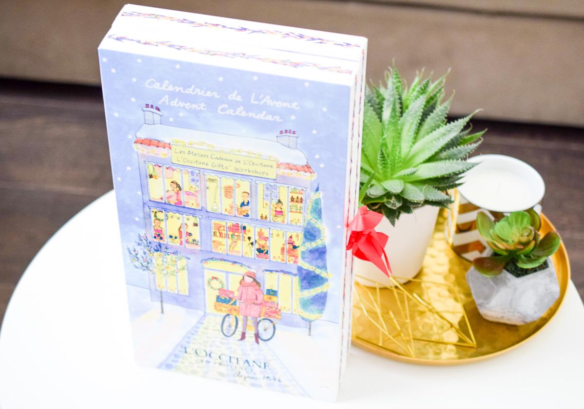 L'Occitane Adventskalender 2016 Infos, Preis, Inhalt und Gewinnspiel auf I need sunshine Beautyblog von Diana der Bloggerin aus Karlsruhe