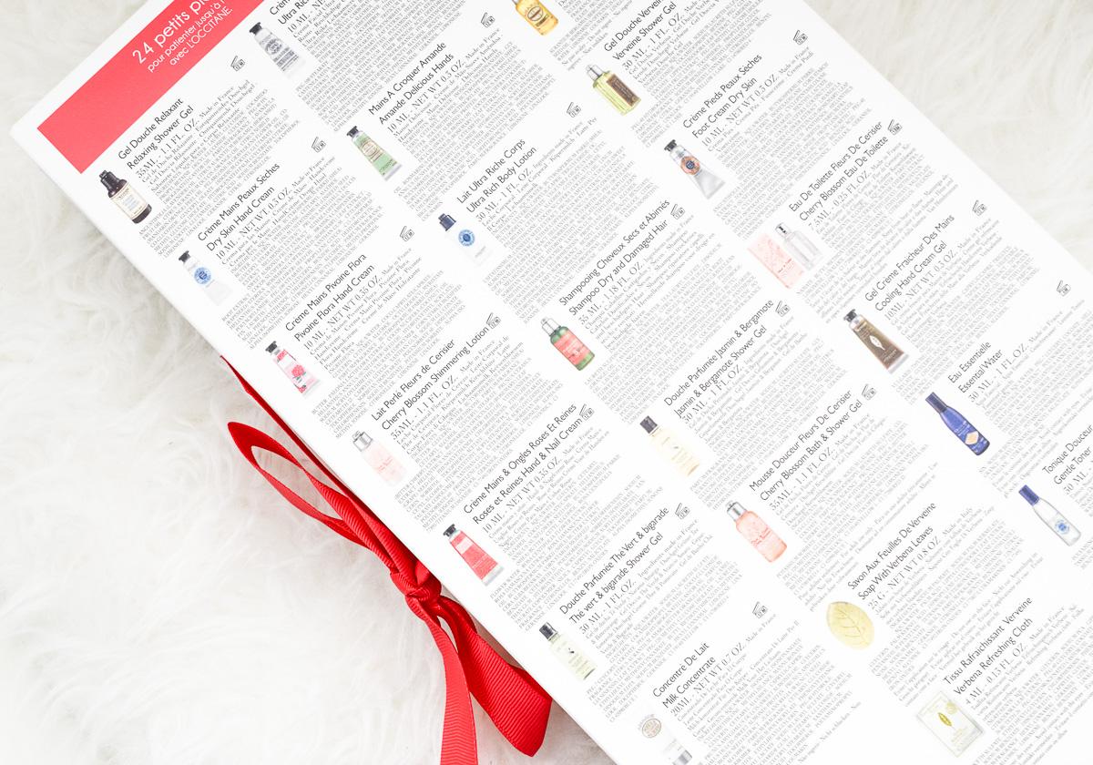 L'Occitane Adventskalender 2016 Inhalt, Infos, Preis und Gewinnspiel auf I need sunshine Beautyblog