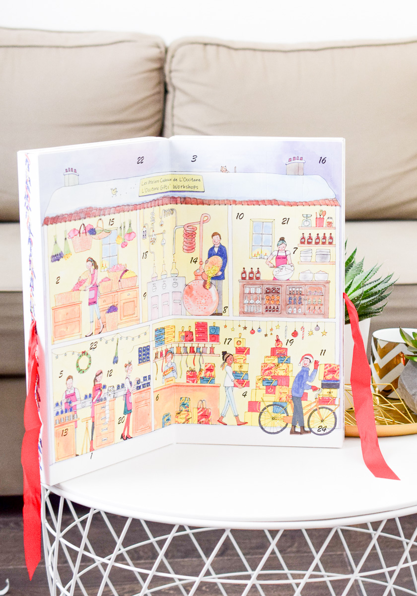 L'Occitane Adventskalender 2016 Gewinnspiel I need sunshine Beautyblog