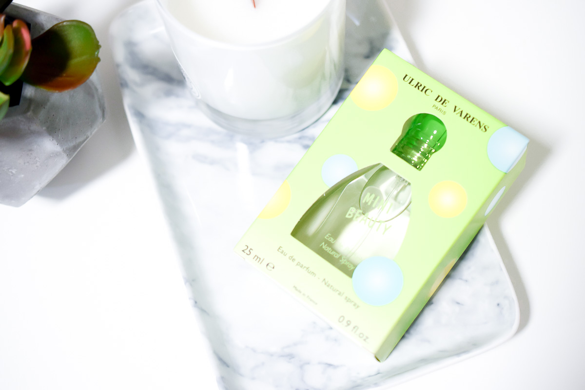 Beautypress News Box Dezember 2016 Inhalt Ulric de Varens Paris Mini Beauty Parfum