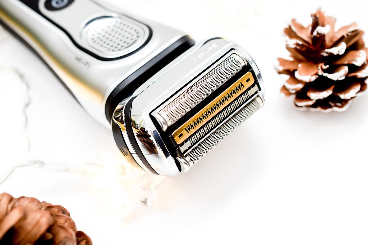 Weihnachtsgeschenke für Männer: 5 Ideen & Braun Series 9 Rasierer