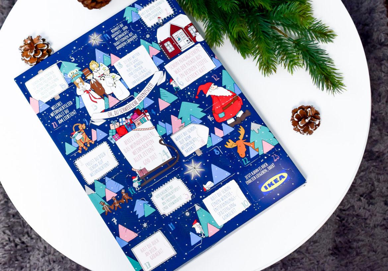 Ikea Adventskalender 2016: Gutscheine und Pralinen von Trumpf Erfahrungen Lohnt sich Ikea Adventskalender welchen Wert haben Aktionskarten und wie kann man Ikea Adventskalender Gutscheine einlösen