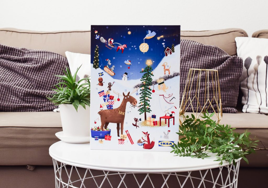 Ikea Adventskalender 2017 Ab wann? Erfahrungen, Wert der Gutscheine erfahren und Gültigkeit Wer hat gewonnen