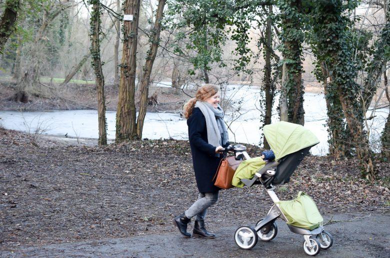 Mamabloggerin I need sunshine Familienausflug Tierpark Karlsruhe Oberwald mit Kleinkind