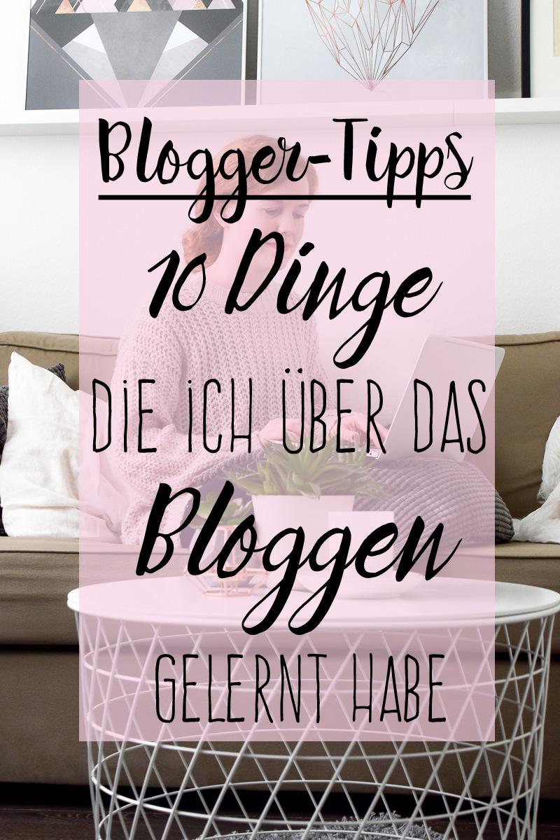 Blogger-Tipps: 10 Dinge die ich über das Bloggen gelernt habe zum 6. Blog-Geburtstag auf I need sunshine