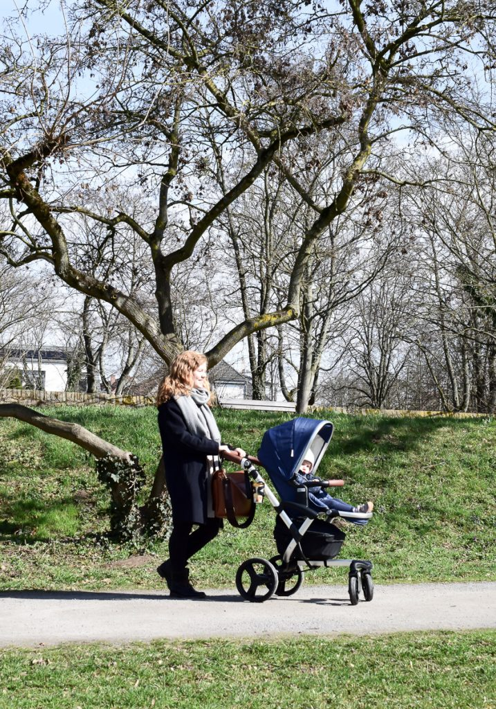 Bonavi Kinderwagen Erfahrungen Test-Bericht Familienblog MamablogI need sunshine günstiger Kombi-Kinderwagen aus Berlin made in Germany