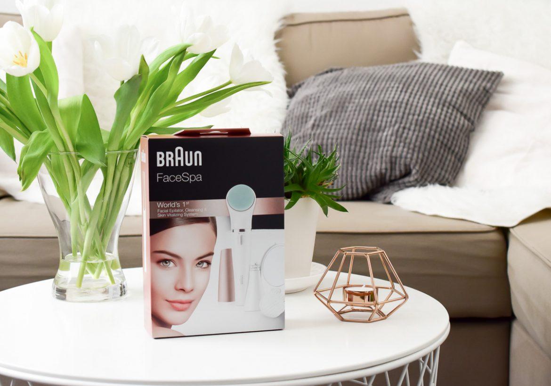 Beauty Test I need sunshine Braun FaceSpa Massage-Aufsatz Gewinnspiel