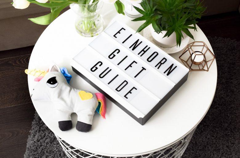 Einhorn Geschenke für Kinder und Erwachsene Einhorn Geschenkideen und lustige außergewöhnliche Geschenkartikel für Einhorn-Fans