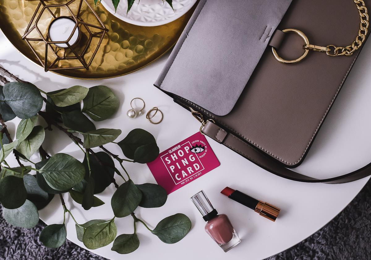 glamour shopping week sidestep