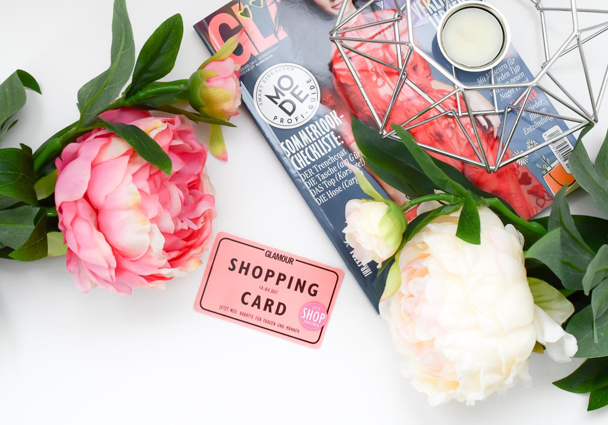 Glamour Shopping Card Code