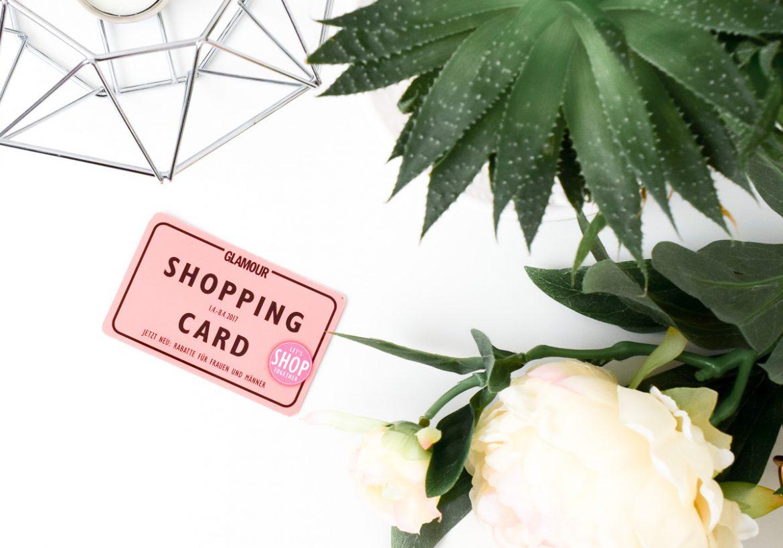 Übersicht der Glamour Shopping Week 2017 und alle Glamour Shopping Week Codes, Gutscheine und Partner der Glamour Shopping Card.