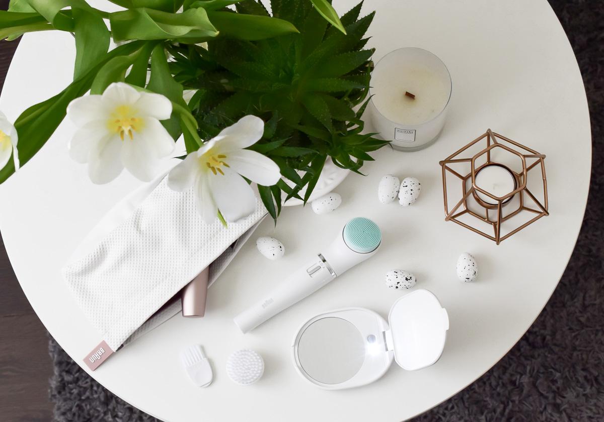 Braun FaceSpa mit neuem Tiefenmassage-Pad Massage-Aufsatz für Braun FaceSpa im Beauty-Test