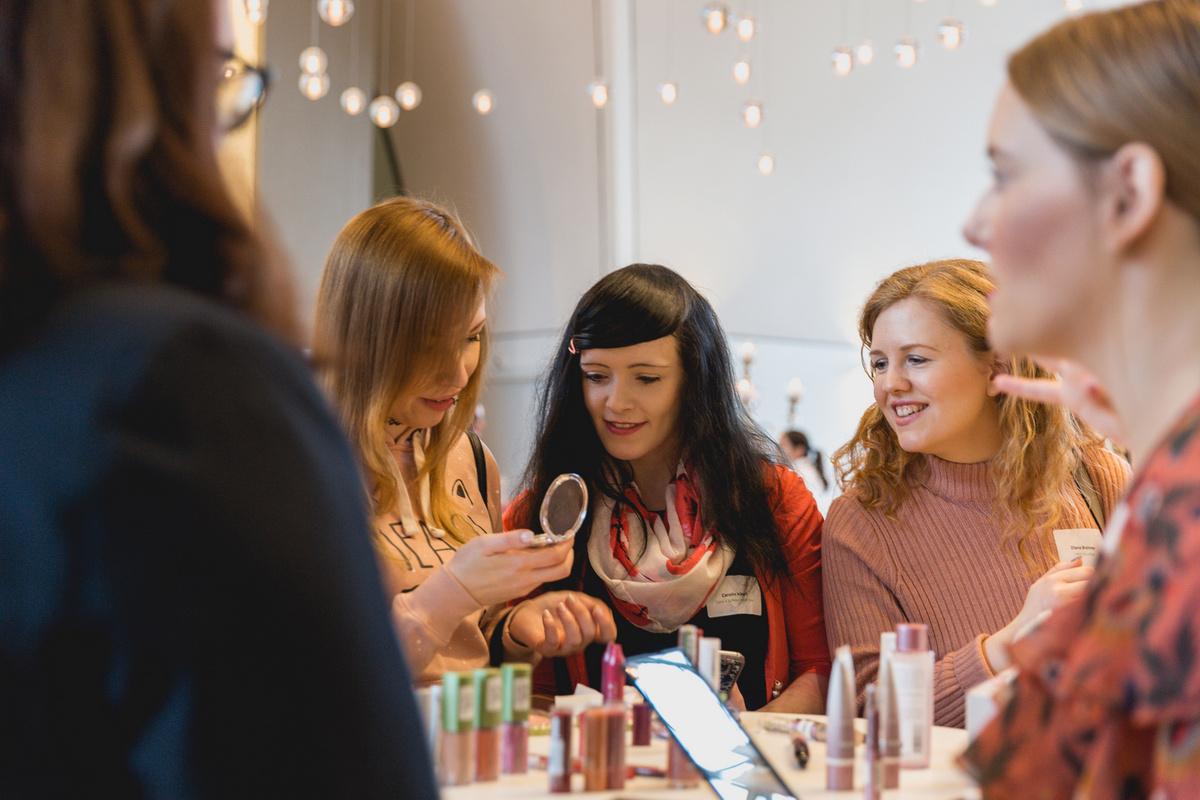 Beautypress Naturkosmetik Event 2017 Köln Flora Beautyblogger I need sunshine Marken Highlights Video Neuheiten