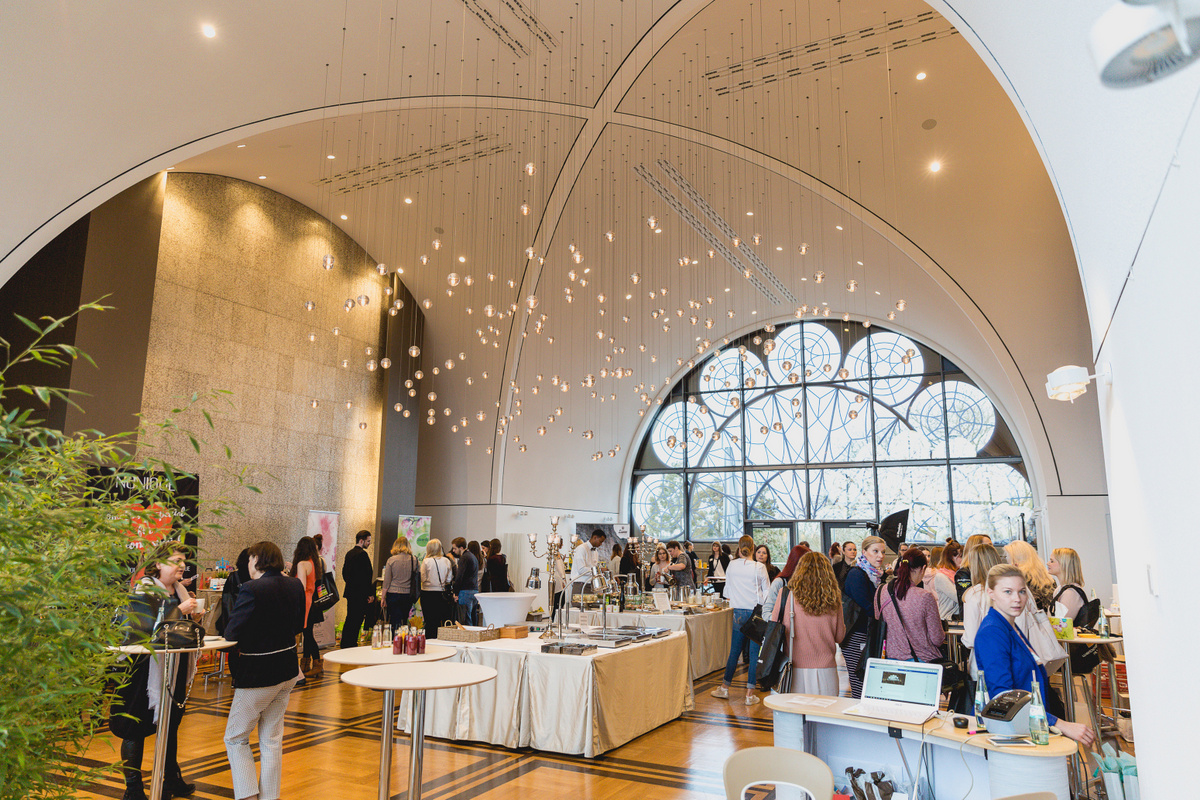Naturkosmetik Köln beautypress naturkosmetik event 2017 in köln: marken & video