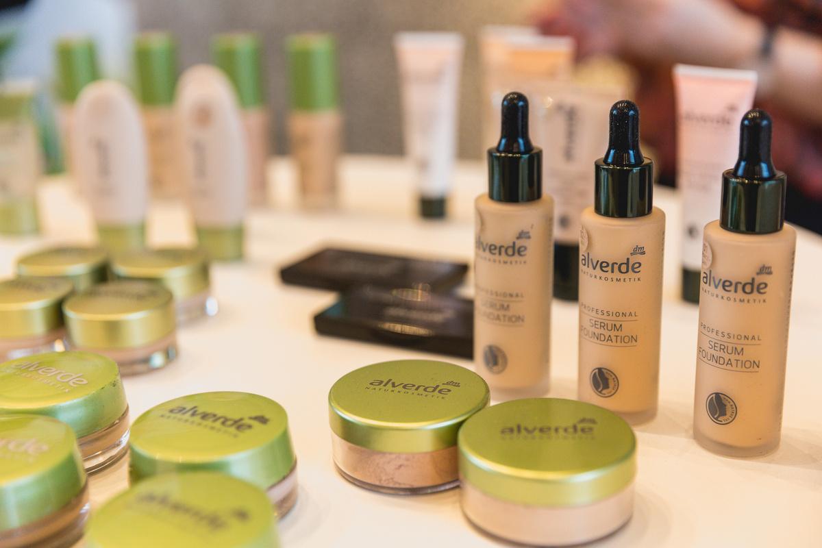 Beautypress Naturkosmetik Event 2017 Köln Flora Beautyblogger I need sunshine Marken Highlights Video Neuheiten Alverde