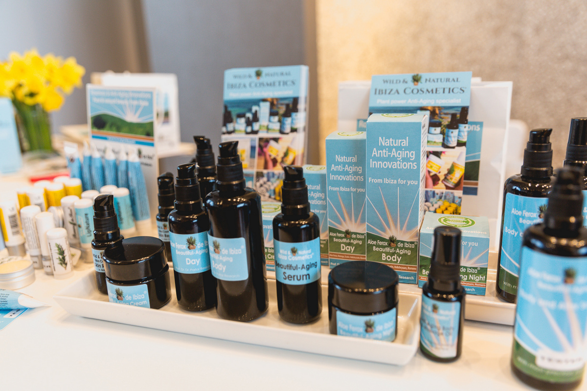 Beautypress Naturkosmetik Event 2017 Köln Flora Beautyblogger I need sunshine Marken Highlights Video Neuheiten Wild & Natural Ibiza Cosmetic