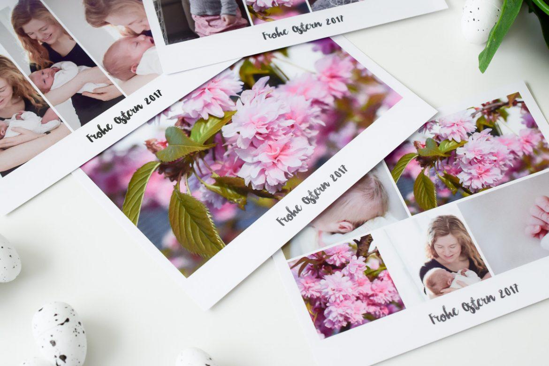 sendmoments Erfahrungen Fotogeschenke zu Ostern Ostergrüße verschicken mit persönlichen Foto Karten an Oma und Opa