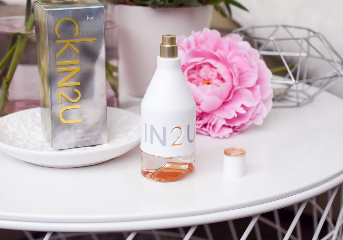 Calvin Klein Parfum ckIN2U for her Duftbeschreibung