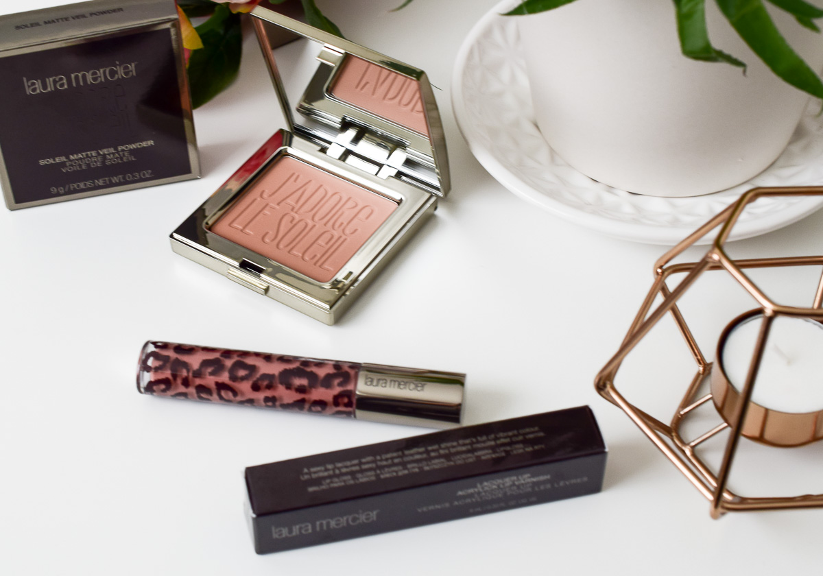 Laura Mercier Sommerkollektion 2017 Bronzer Lipgloss Review Beautyblogger