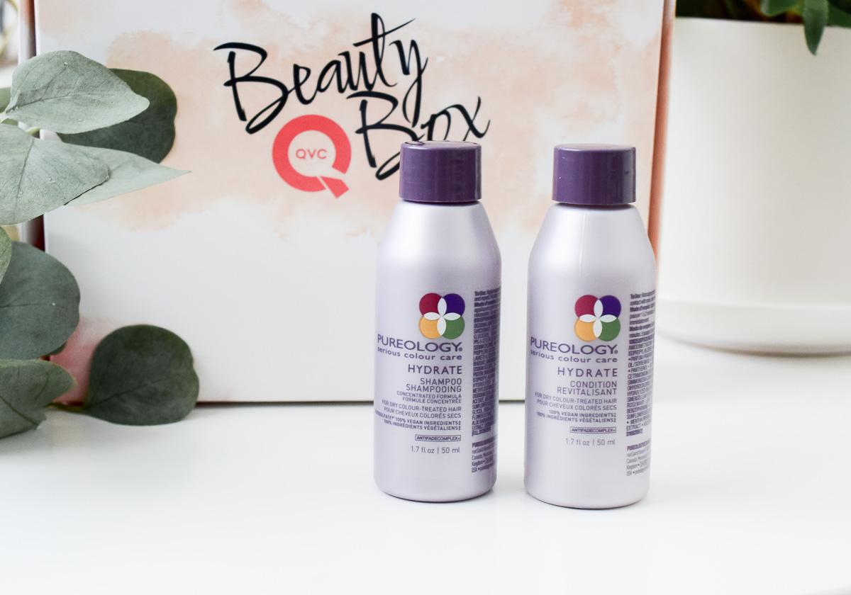 QVC Beauty Box Juli 2017 Inhalt Preis Marken pureology by L'Oreal Professionelle Produkte für trockenes, coloriertes Haar