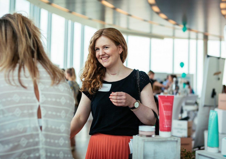 Blogger Event Köln Beautypress Beautyblog Einladung ins Köln Sky für Beauty Neuheiten und Trends