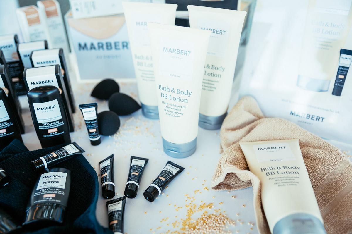 Blogger Event Köln Beautypress Beautyblog Einladung ins Köln Sky für Beauty Neuheiten und Trends Marbert Makeup