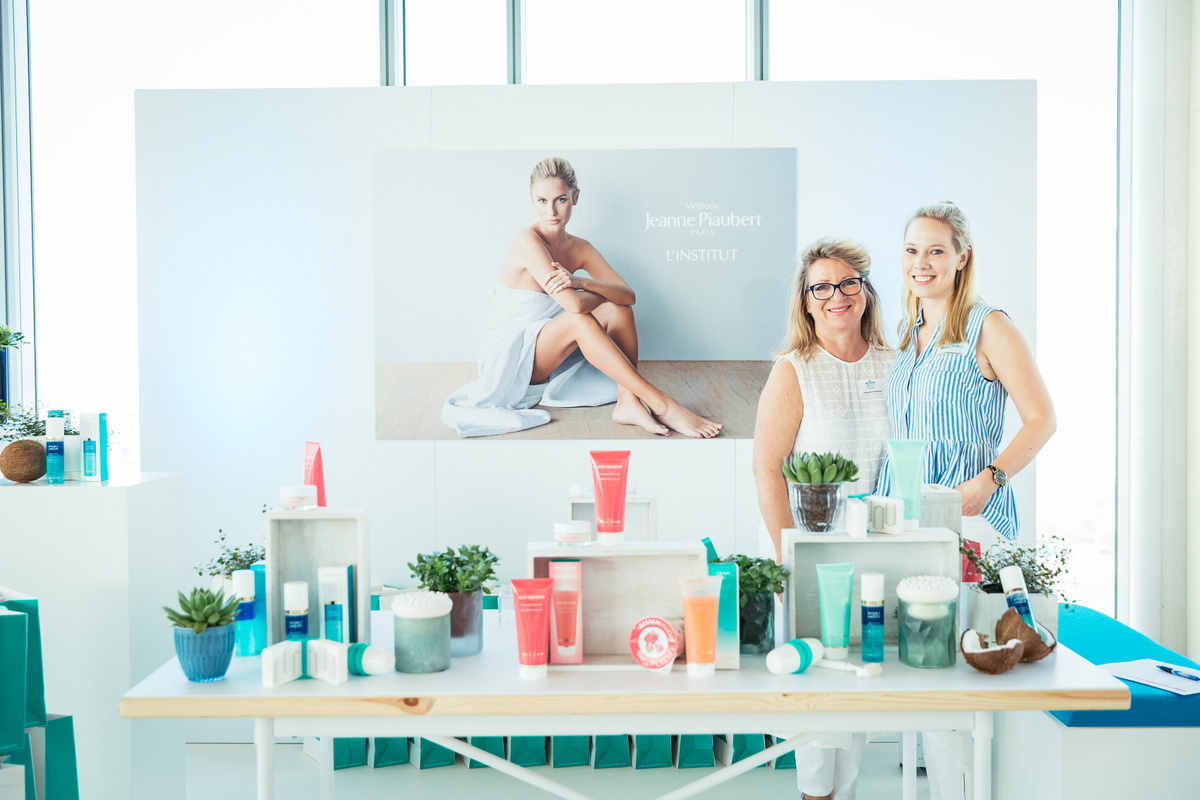 Blogger Event Köln Beautypress Beautyblog Einladung ins Köln Sky für Beauty Neuheiten und Trends Methode Jeanne Piaubert
