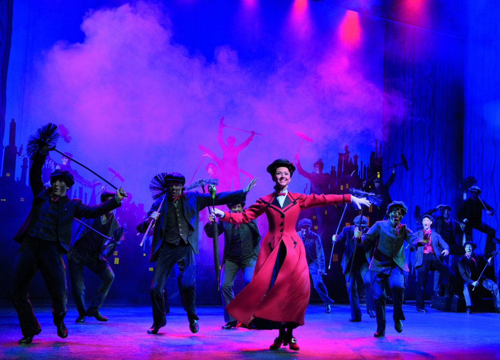 Mary Poppins Musical Stuttgart