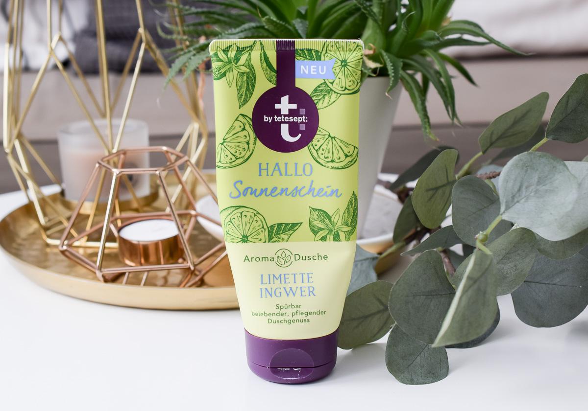 Auf dem Beauty Blog aus Deutschland I need sunshine gibt es aufgebrauchte Kosmetik im Juli 2017 tetesept Aroma Dusche Hallo Sonnenschein