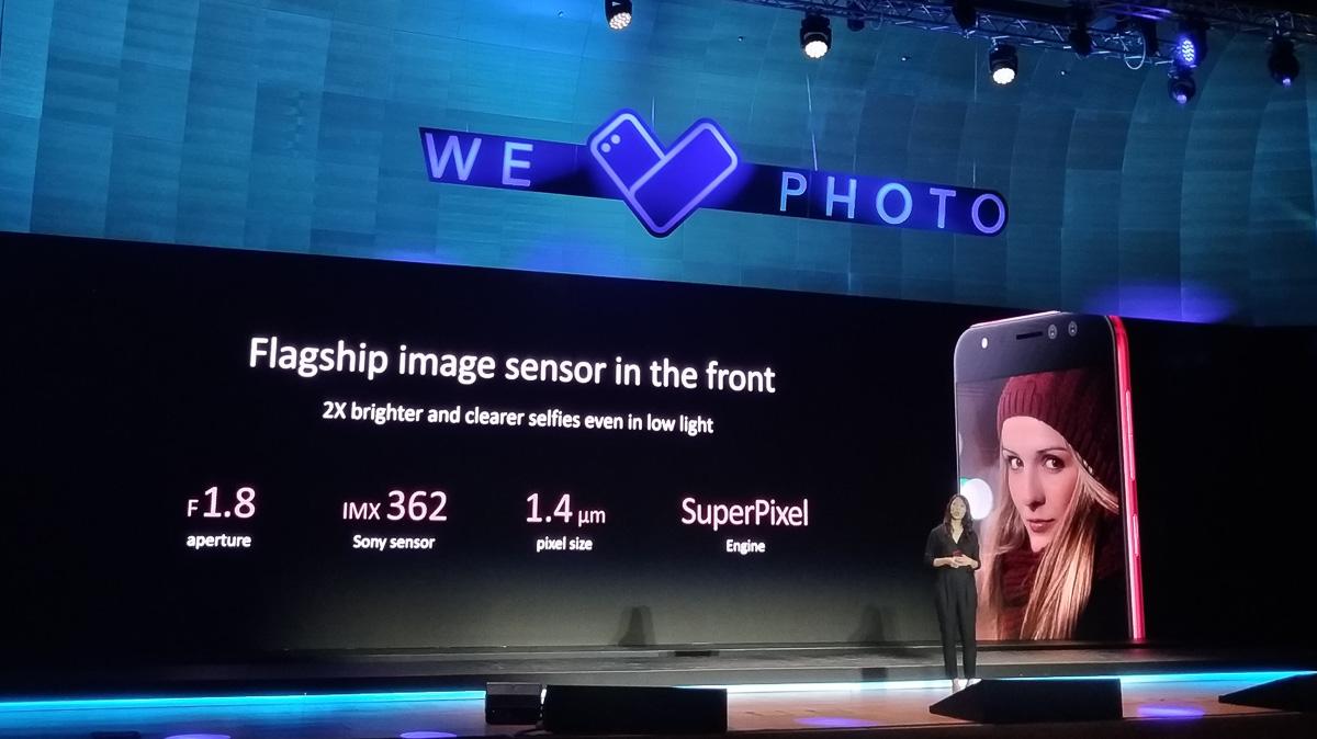 ASUS ZenFone 4 Selfie Pro Smartphone Beispiel Foto bei Dunkelheit und schlechtem Licht beim Launch Event in Rom und Fotografie Tipps für bessere Selfies und Handy Bilder