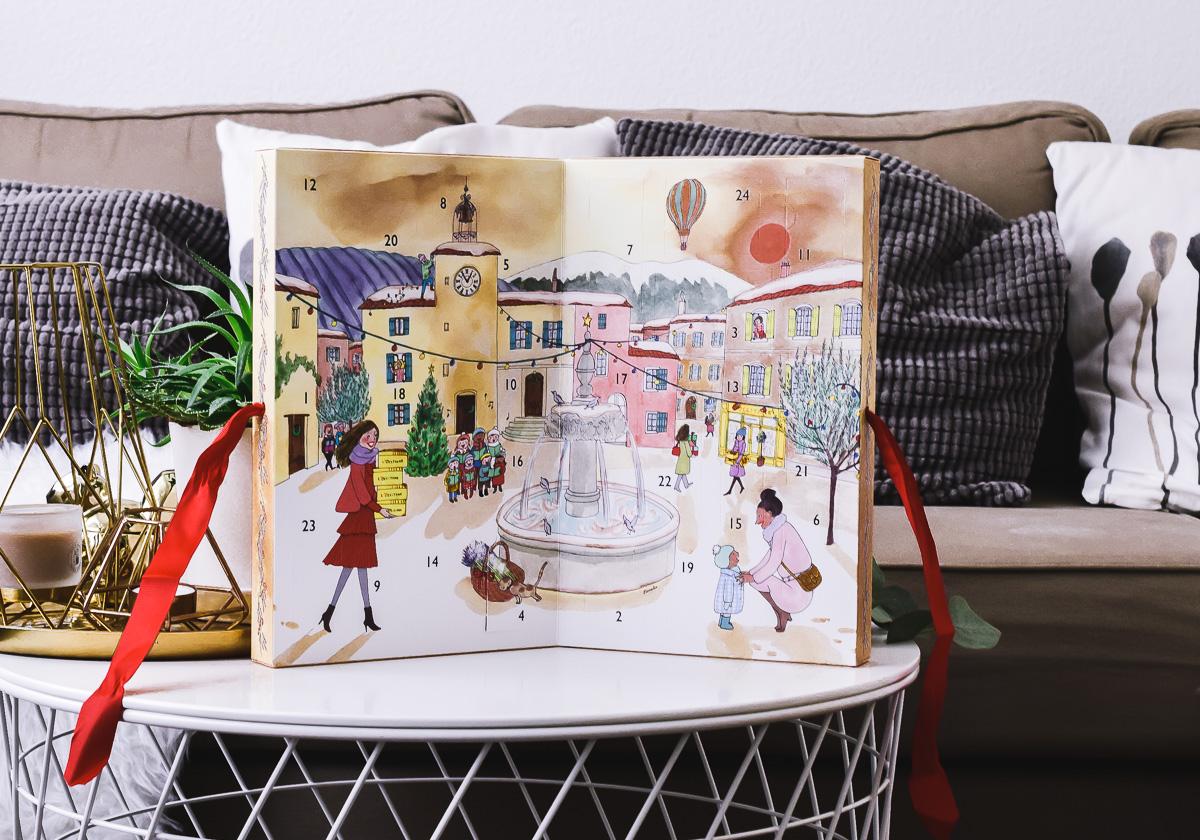 L'Occitane Adventskalender 2017 Inhalt Preis Produkte Review Infos und Gewinnspiel für Beauty Kalender