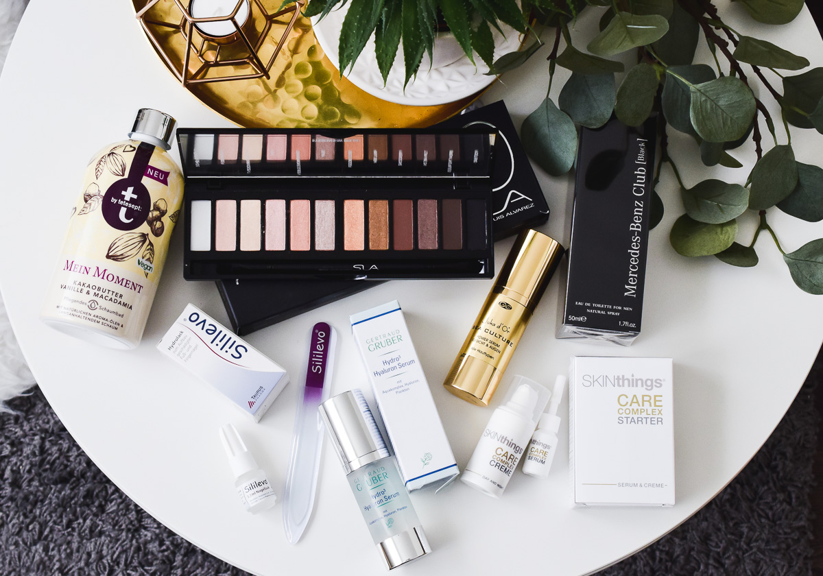 Beautypress News Box Oktober 2017 Inhalt Produkte Beauty Neuheiten auf Beautyblog I need sunshine
