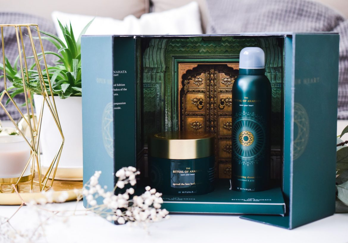 Rituals The Ritual of Anahata Winter Kollektion Limited Edition im Test auf dem deutschen Beautyblog I need sunshine mit Duftbeschreibung und Review