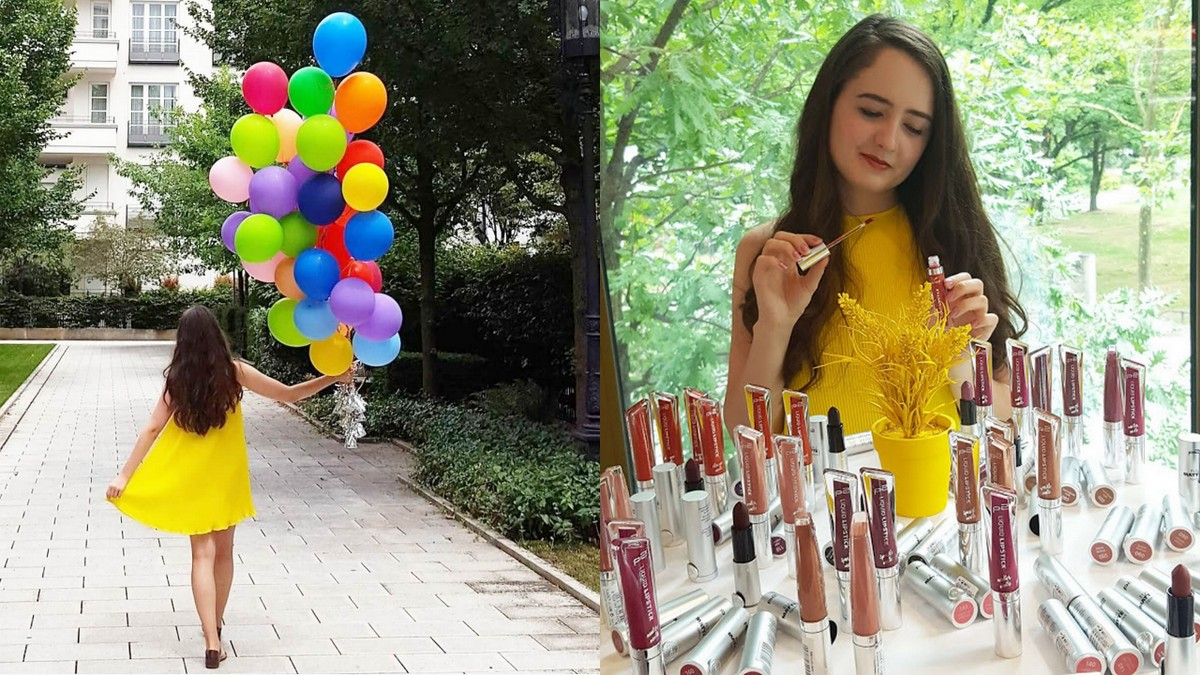 Beauty Talk mit Annashines Beauty Blogger Interview Drogerie Kosmetik Top 3 Essence Produkte