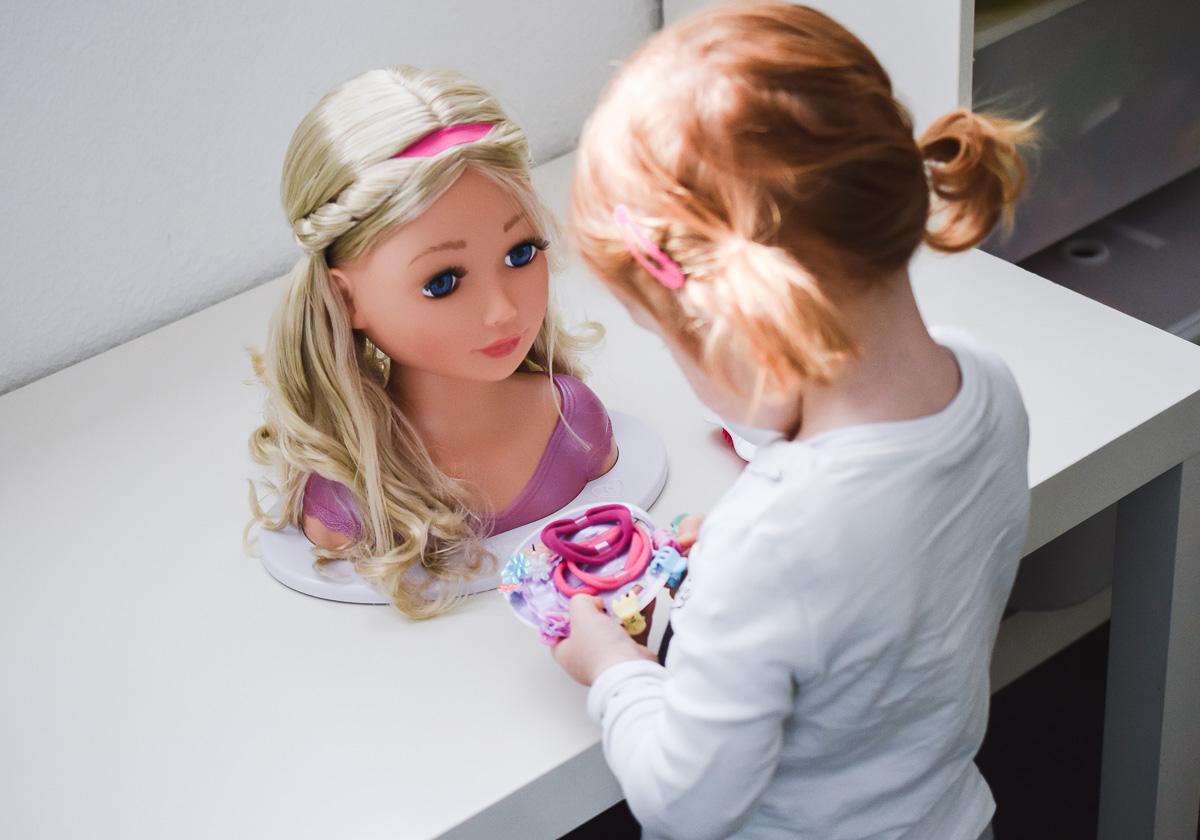 Baby Born Sister Styling Head Schminkkopf Im Test